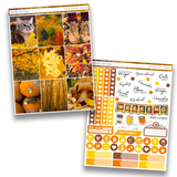 Fall Sweet Fall Collection | Weekly Kit
