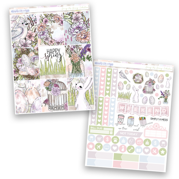 Spring Has Sprung Collection | Weekly Kit