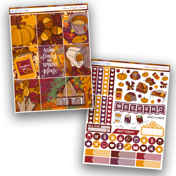 Autumn Delights Collection | Weekly Kit