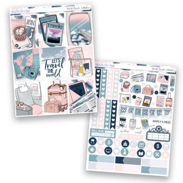 World Traveler Collection | Weekly Kit