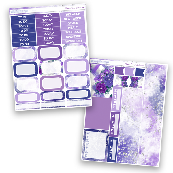 Moon Child Collection | Weekly Kit