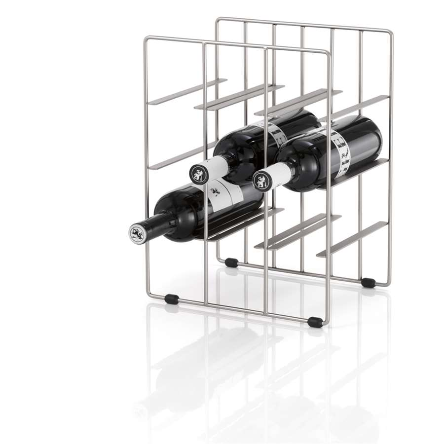 Blomus Pilare 9 Bottle Wine Rack - 68487