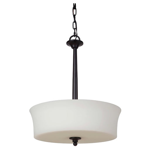 Craftmade Helena 3 Light Inverted Pendant