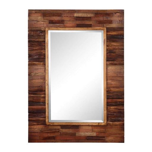 Cooper Classics Blakely Mirror, Natural Wood