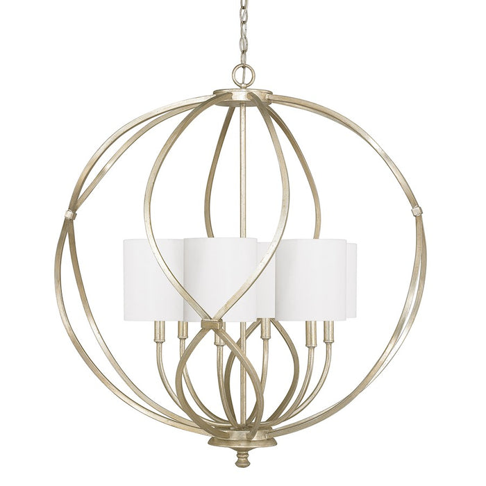 Capital Lighting Bailey Pendant, Winter Gold