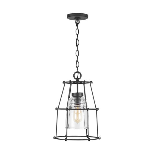 "Capital Lighting Outdoor 1-Light 16"" Pendant"