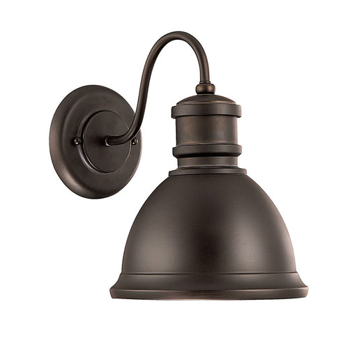 Capital Lighting Cadete Outdoor Wall Sconce in Old Bronze