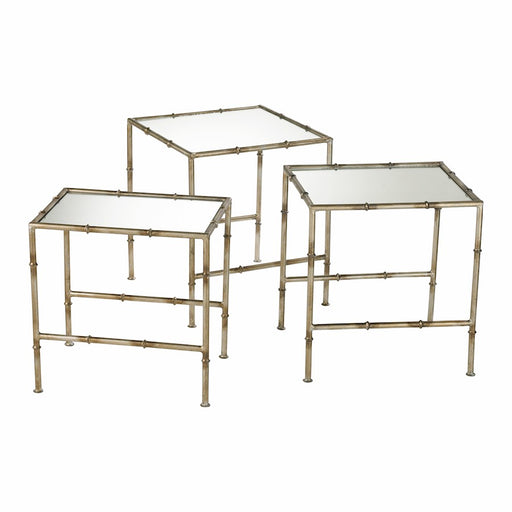 Cyan Design Bamboo Nesting Tables, Bronze