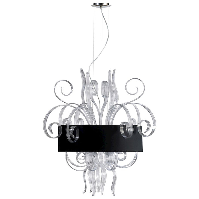 Cyan Design Jellyfish Clear Pendant