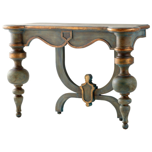 Cyan Design Lacroix Console Table, Antiquarian Blue
