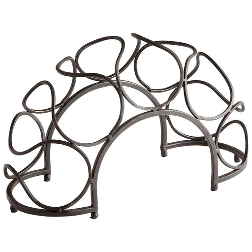 Cyan Design Bridge Wine Rack, Black Bronze