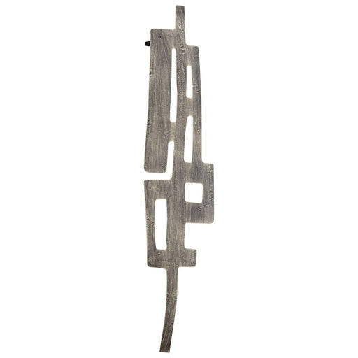 Cyan Design Samurai Tower Wall Decor, Graphite