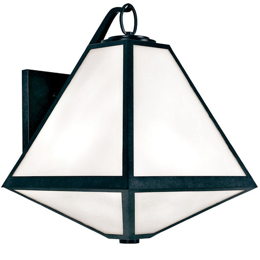 Crystorama Brian P. Flynn for Glacier Outdoor 3-Light Wall Mount