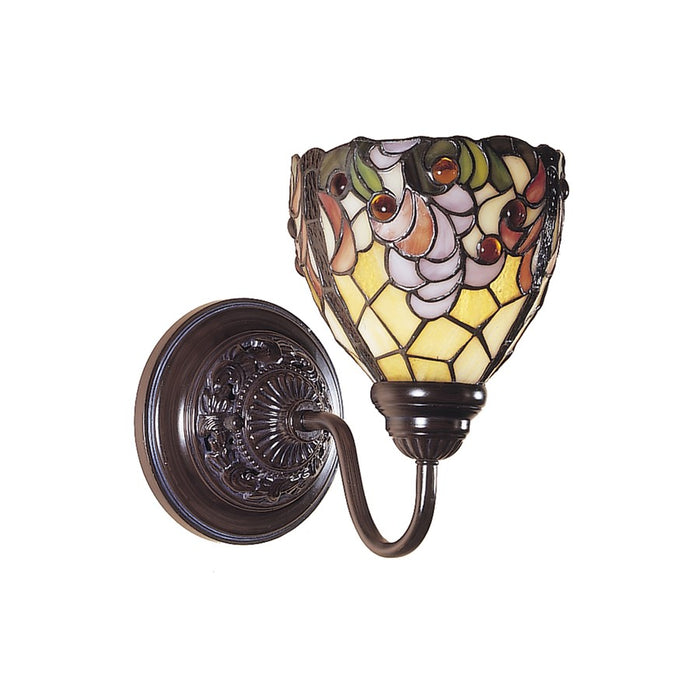 Dale Tiffany Jacqueline Fancy Wall Sconce