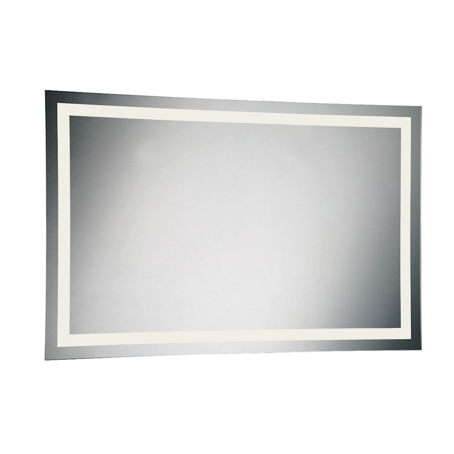 "Eurofase 55""X 36"" Rectangular Back-Lit LED Mirror - 29107-018"