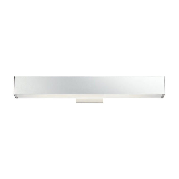 Eurofase Anello Medium LED Wall Sconce, Chrome/Frosted - 32122-015