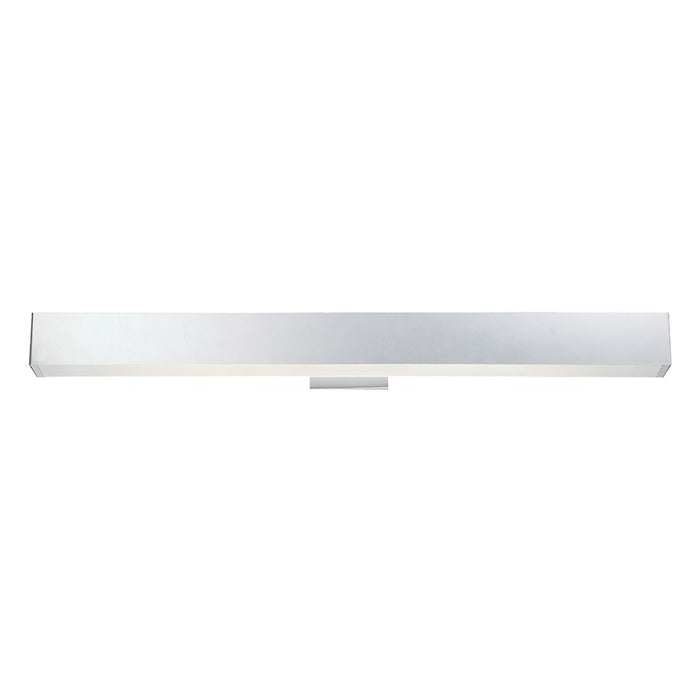 Eurofase Anello Large LED Wall Sconce, Chrome/Frosted - 32123-012