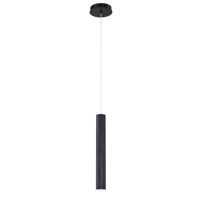 Eurofase Baldwin 1-Light LED Pendant, Black/Black - 35704-027