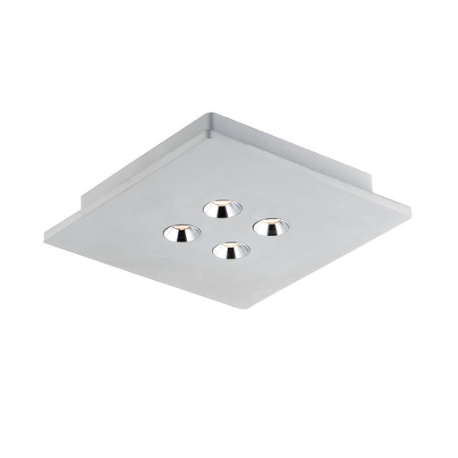 ET2 Lighting Peg 4-Light LED Flush Mount