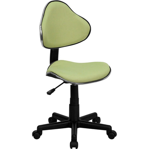 Flash Furniture Fabric Task Chair, Shaped Back