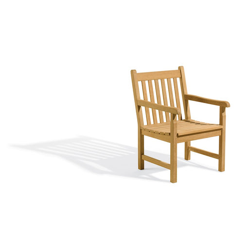 Oxford Garden Classic Armchair in Natural - CDCHK