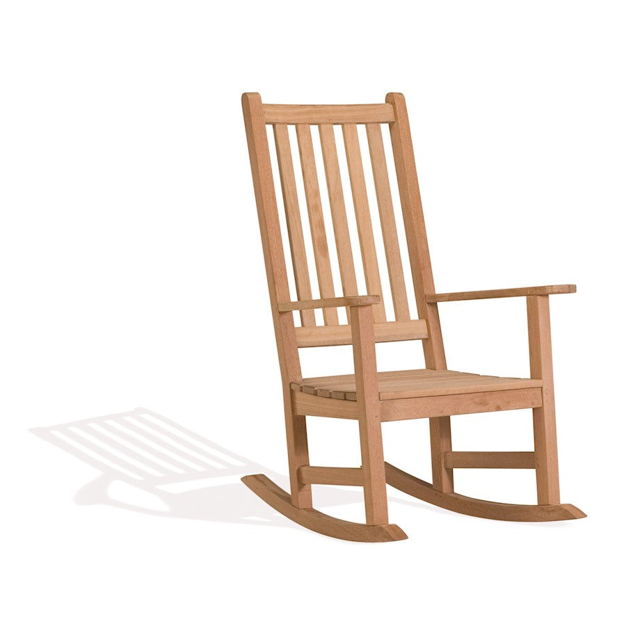 Oxford Garden Classic Rocking Chair in Natural - FRCHK