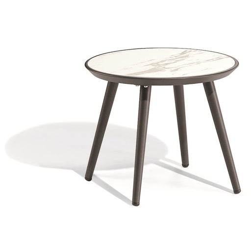 Oxford Garden Nette End Table, Carbon - NTETB