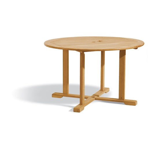 "Oxford Garden 48"" Round Dining Table in Natural - RD48TAK"