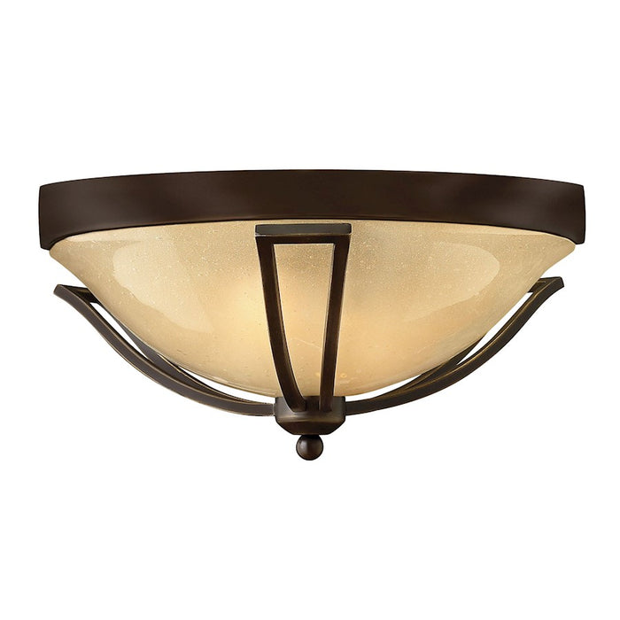Hinkley Lighting Bolla Outdoor Flush Mount, Olde Bronze