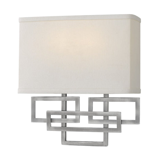 Hinkley 2 Light Lanza Wall Sconce