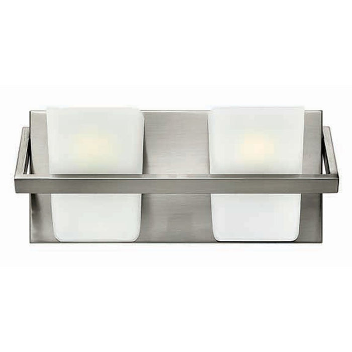 Hinkley Lighting Blaire Bath Vanity Light, Brushed Nickel