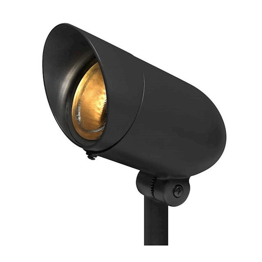 Hinkley Lighting Line Voltage Spot 1 Light Landscape Accent, Black - 54000BK