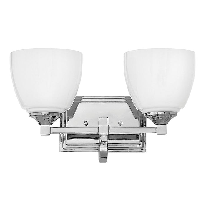 Hinkley Faye Bath Light, Chrome