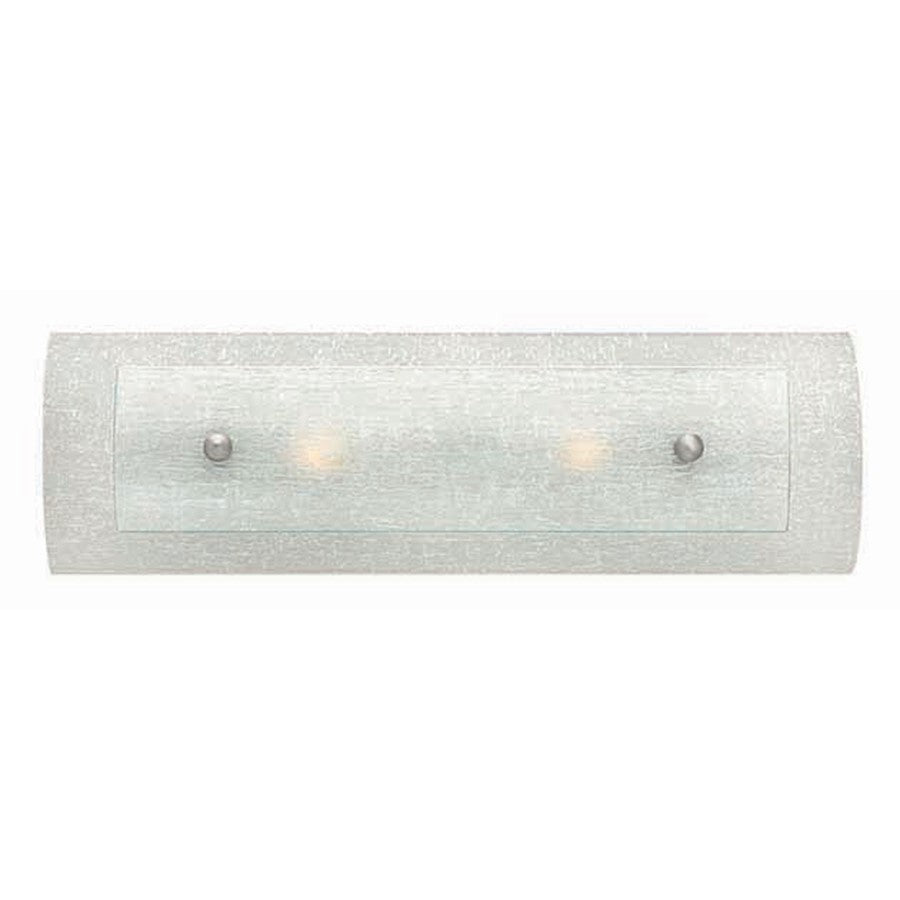 Hinkley Lighting Duet Bath Light, Brushed Nickel