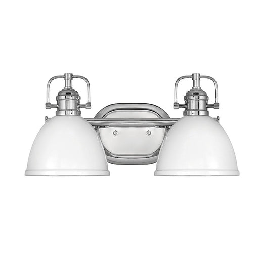 Hinkley Lighting Rowan Bath Vanity, Chrome