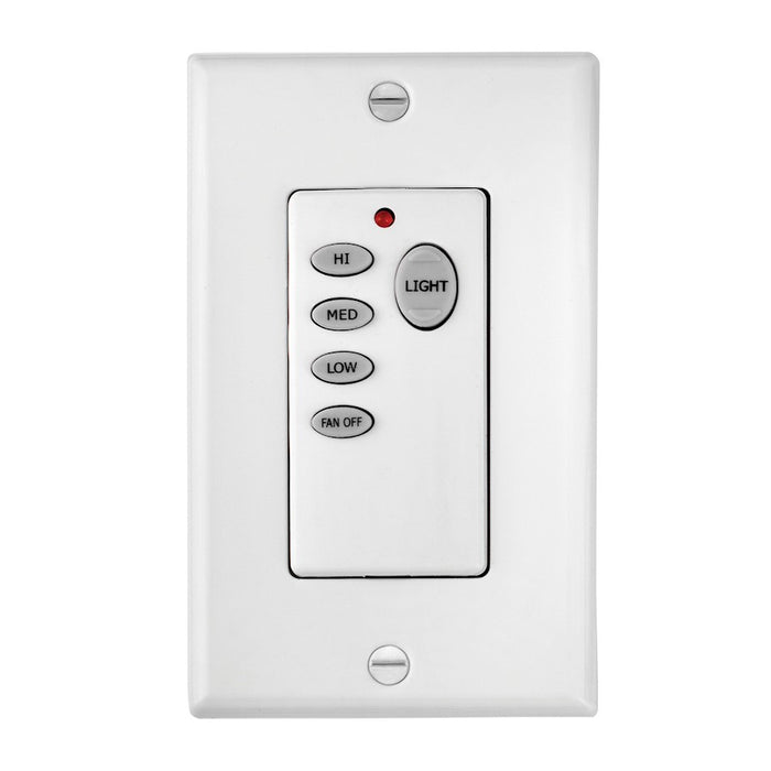 Hinkley Lighting Wall Control 3 Speed, White - 980030FWH