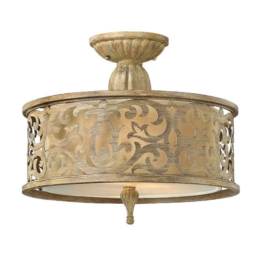 Fredrick Ramond Carabel Foyer Semi-Flush Mount