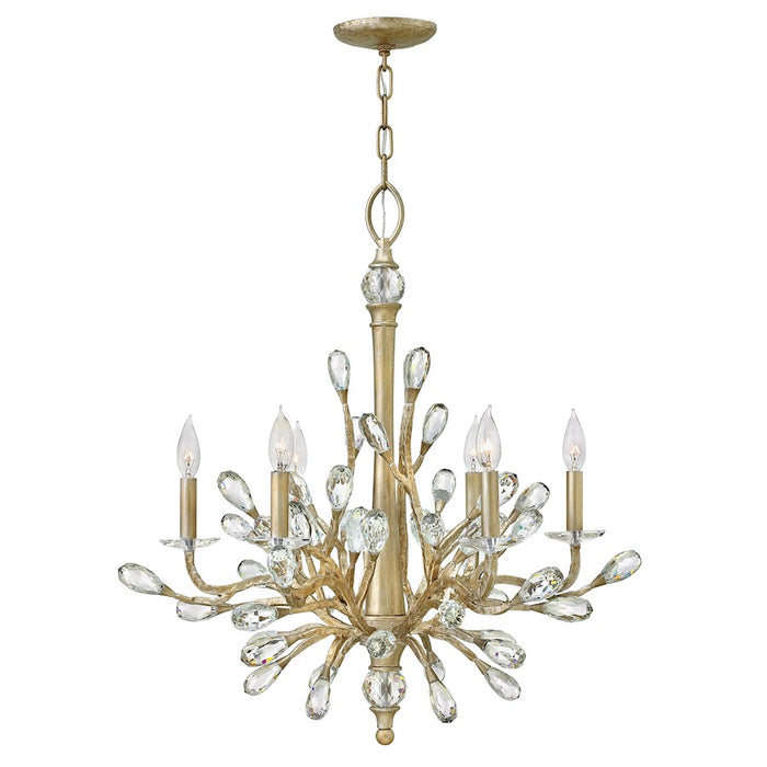 Fredrick Ramond Eve Chandelier 1 Tier