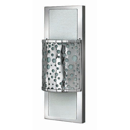 Fredrick Ramond Mira-Fizz 1 Light Bath Sconce, Polished Chrome