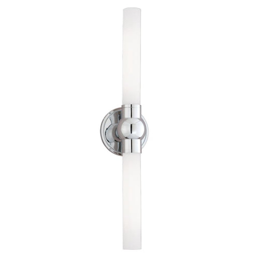 Hudson Valley Cornwall 2 Light Bath Bracket, Polished Chrome