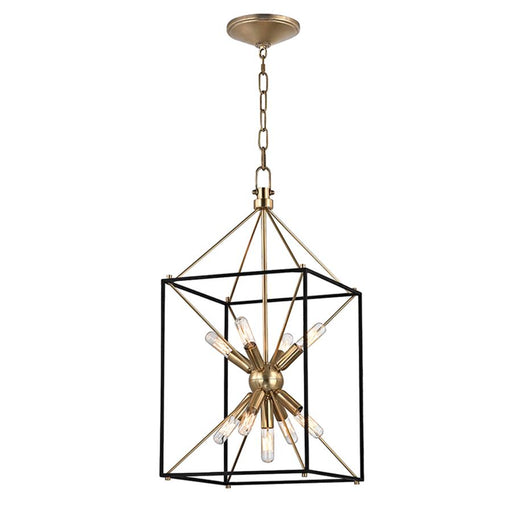 Hudson Valley Glendale 9 Light Pendant