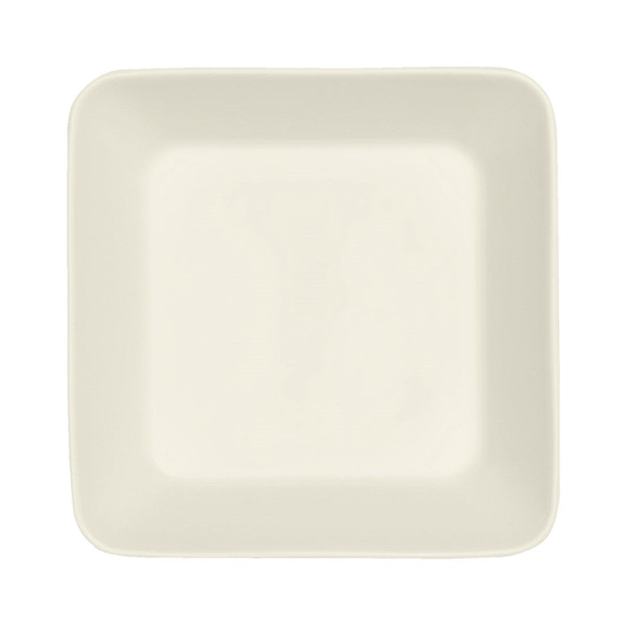 iittala Teema Square Plate in White