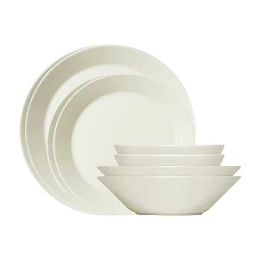 iittala Teema 16 Piece Starter Set in White