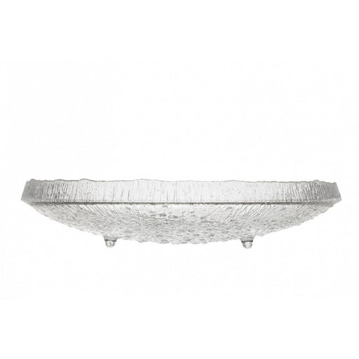 iittala Ultima Thule Centerpiece Bowl in Clear
