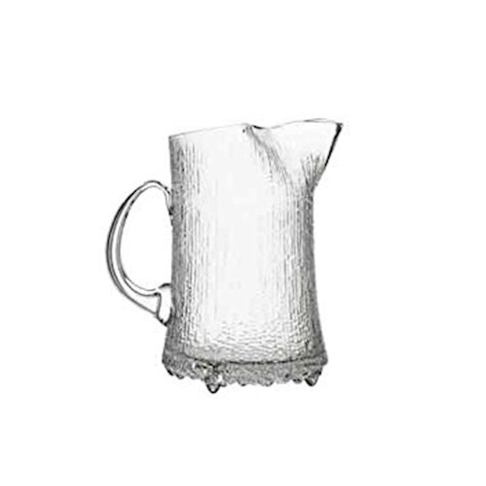 iittala Ultima Thule Pitcher 1.5 Qt in Clear