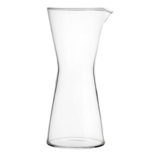 iittala Kartio Carafe/Pitcher 1 Quart in Clear