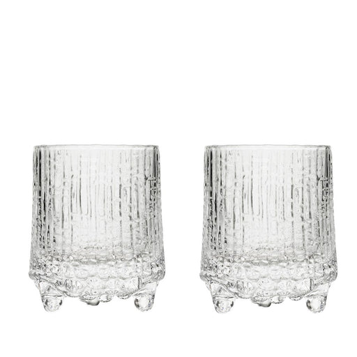iittala Ultima Thule Cordial Set of 2 in Clear