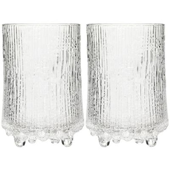 iittala Ultima Thule High Ball Set of 2 in Clear
