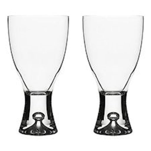 iittala Tapio Red Wine Set of 2 in Clear