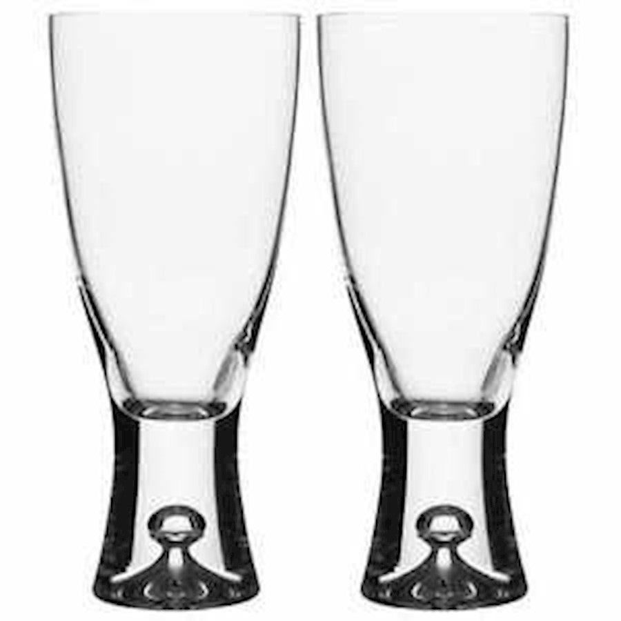 iittala Tapio Goblet Set of 2 in Clear